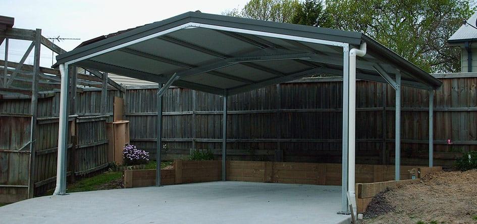 carport mornington peninsula sheds