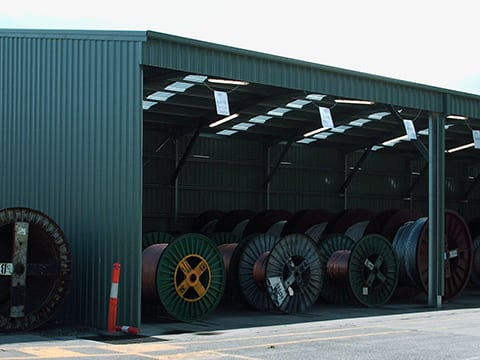 Commercial Sheds