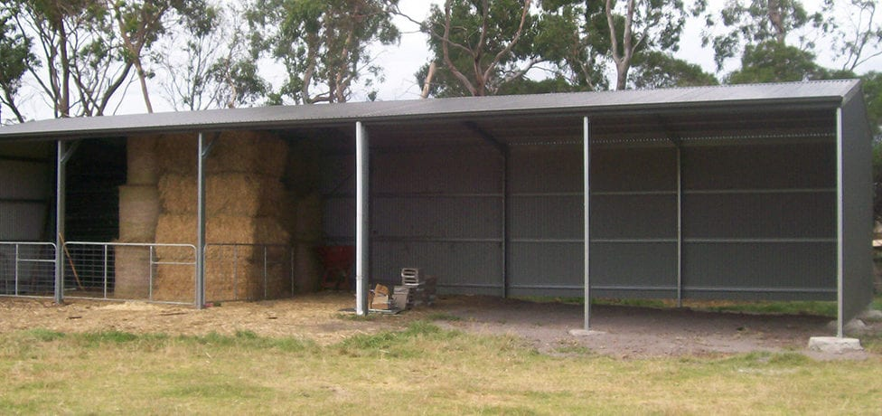 farm storage sheds