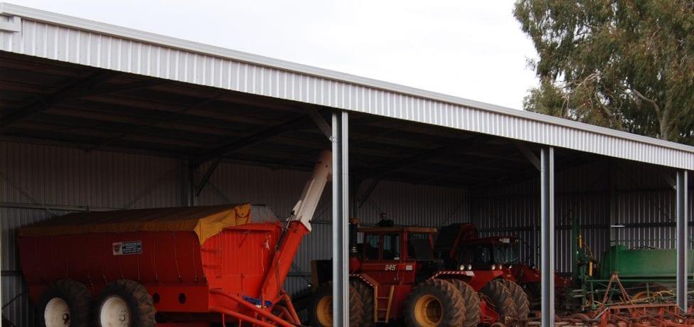 farm sheds